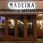 Madeira restaurant Swansea