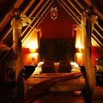 Bedroom in the Gatehouse