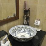 Beautiful washbasin