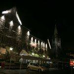 Vue de nuit en décembre 2012