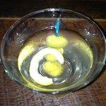 Hendrick martini