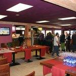 Polar bar - restaurant inside