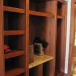 suite storage area