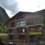 Sant Moritz Building - Polar base