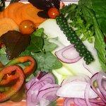Rain Forest Salad
