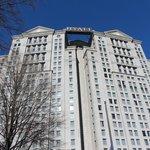 Front of Grand Hyatt