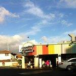 Rainbow Diner and Drive In, Waikiki