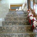 Escadaria da Pousada