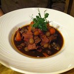 Braised Beef, The Brasserie, Pheasant Inn