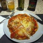 pizza at Pizzeria de Moisè