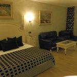 Junior suite, habitación principal