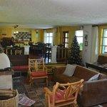 Inn dining, bar and lounge