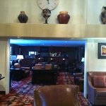 Bar visto desde el Lobby