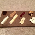 Cheese and preserves