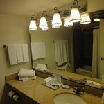 Bathroom lightings, awesome for putting on makeup