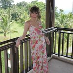 A view from the breezy verandah