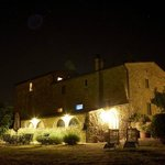 the evening at Torre di Ponzano