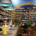 Ábaco Libros y Cafe