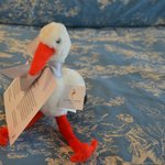 Their mascot - The Stork