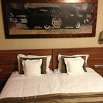 Foto de Haston City Hotel