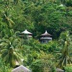 Hillside Round Huts