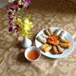 Spring rolls Saigon