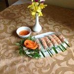 Spring roll Saigon