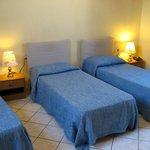 www.florenceroomshotelbijou.com -  Hotel Bijou's triple room