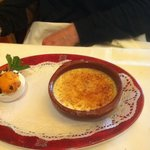 Maybe the best creme brulee ever!