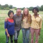Miguel, Monica, Marcia e Mel (quantos nomes com M, hehe)