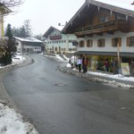 Oberaudorf village