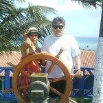en el hotel sol caribe campo