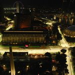 Amazing View of F1 Marina Street Circuit.