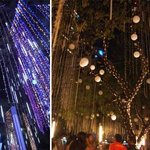 The Ayala Triangle Lights and Sounds Show
