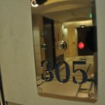 Executive Zimmer Nr. 305 mit Klingel