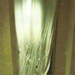 Accès donnant sur les couloirs de chambres