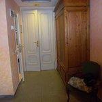 Entrada a la habitación nº 37