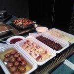 Christmas deserts - yummy!!