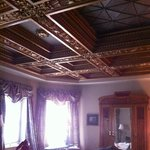 Room 21 ceiling