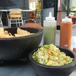 Made to order Guacamole