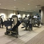Fitness-Bereich W Hotel Dallas