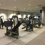 Fitness-Bereich W Hotel Dallas