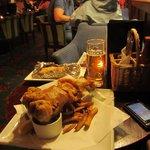 Bar food - nice!
