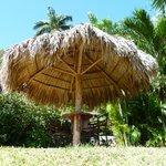 The Cabanas...