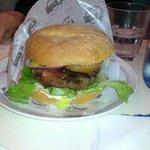 "Hamburguesa ""Tommy Mel's"""