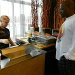 make your own omelet bar