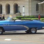 Old fashion cars in Havana