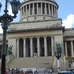 Capitolio, just like in Washington