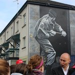 Ronan and the Bogside Murals