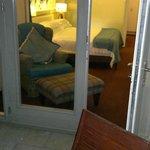 Room from balcony